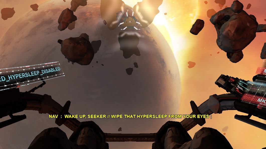 How the subtitles turned out in game.
